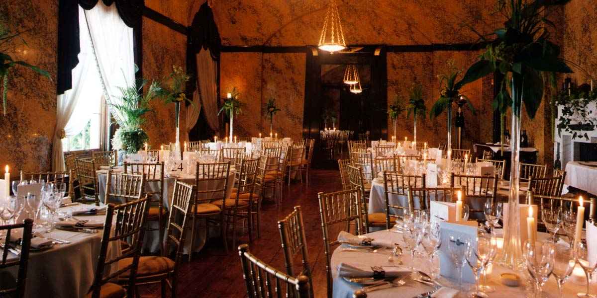 Best Dinner Venue, Egyptian Dining Room, Goodwood House, Prestigious Venues
