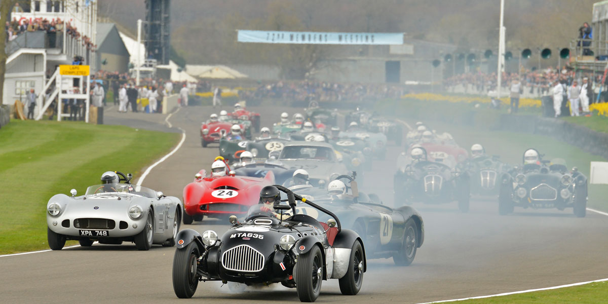 Sporting Event Venues, Corporate Entertaining Packages, Goodwood Revival, Goodwood Motorsport, Prestigious Venues
