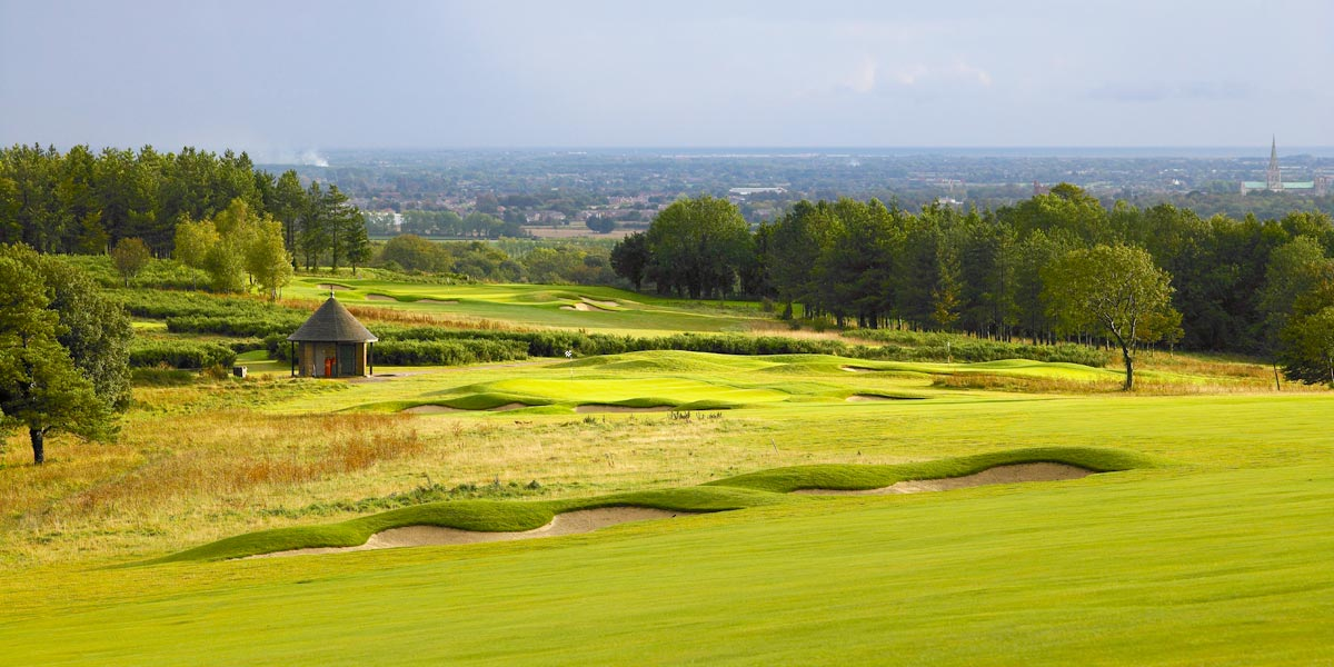 Golf Course, Corporate Hospitality, The Goodwood Estate, Prestigious Venues