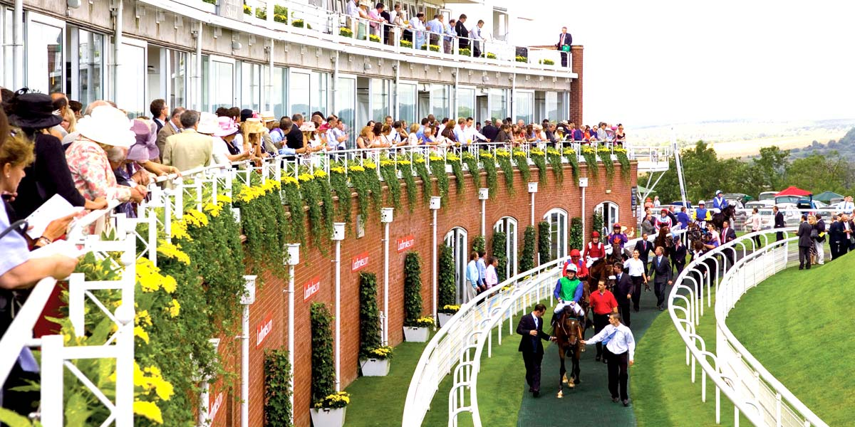 Hire Charlton Stand, Horse Racing, The Goodwood Estate, Prestigious Venues