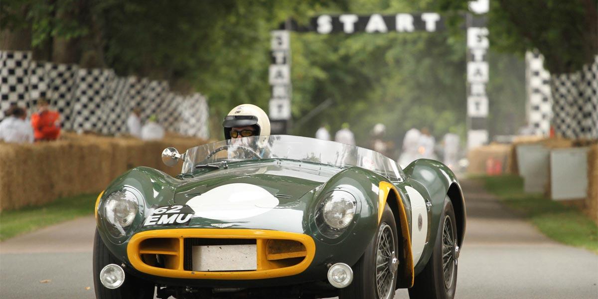 Corporate Entertaining, Goodwood Motorsport, Prestigious Venues