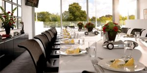 Corporate Entertaining, The Jackie Stewart Pavilion, Goodwood Motorsport, Prestigious Venues