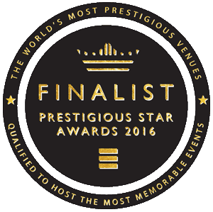 Finalist in Prestigious Star Awards 2016