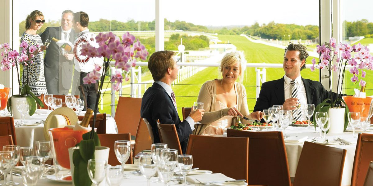 The Secret Garden Venue, The Racecourse, Goodwood, Prestigious Venues