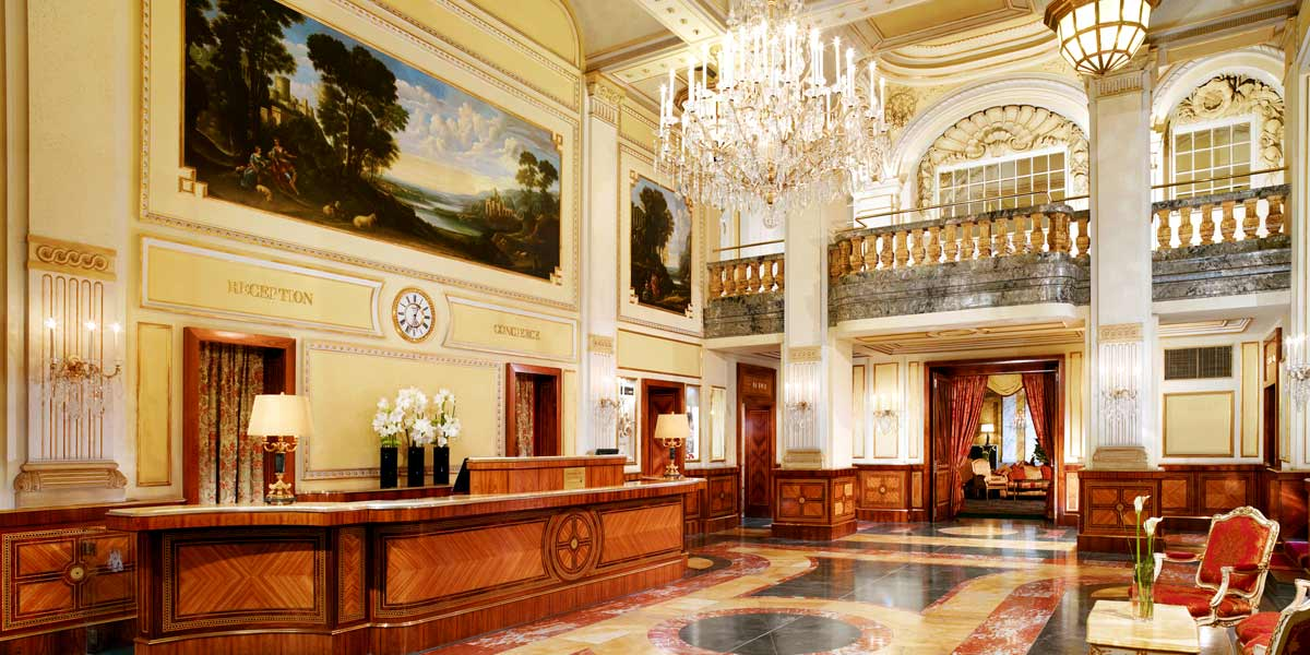 Hotel Imperial Vienna Event Spaces Prestigious Venues