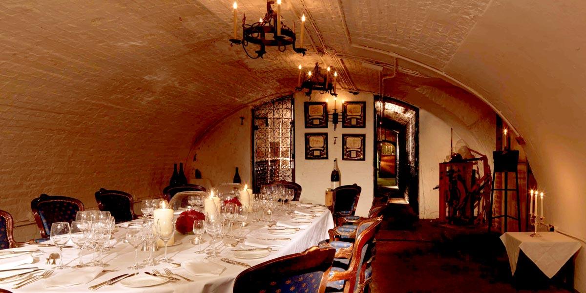 50th Birthday Celebrations Ideas, The Stafford London, Prestigious Venues