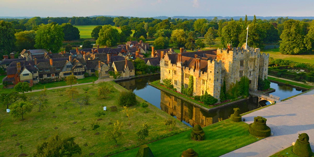Hever Castle Event Spaces Kent Prestigious Venues