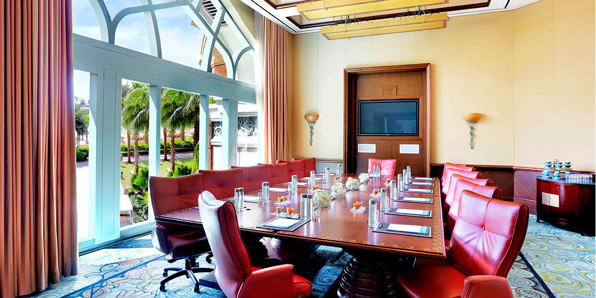 Andes Boardroom at Atlantis The Palm, Dubai