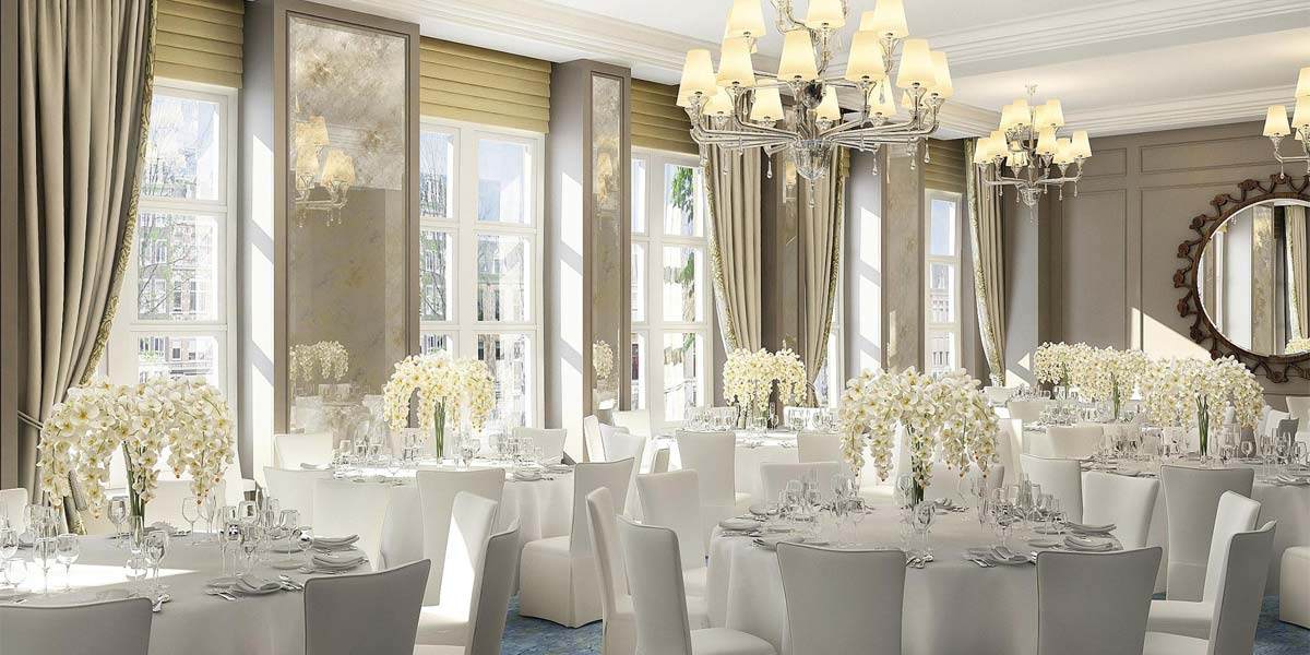 Waldorf Astoria Amsterdam Event Spaces