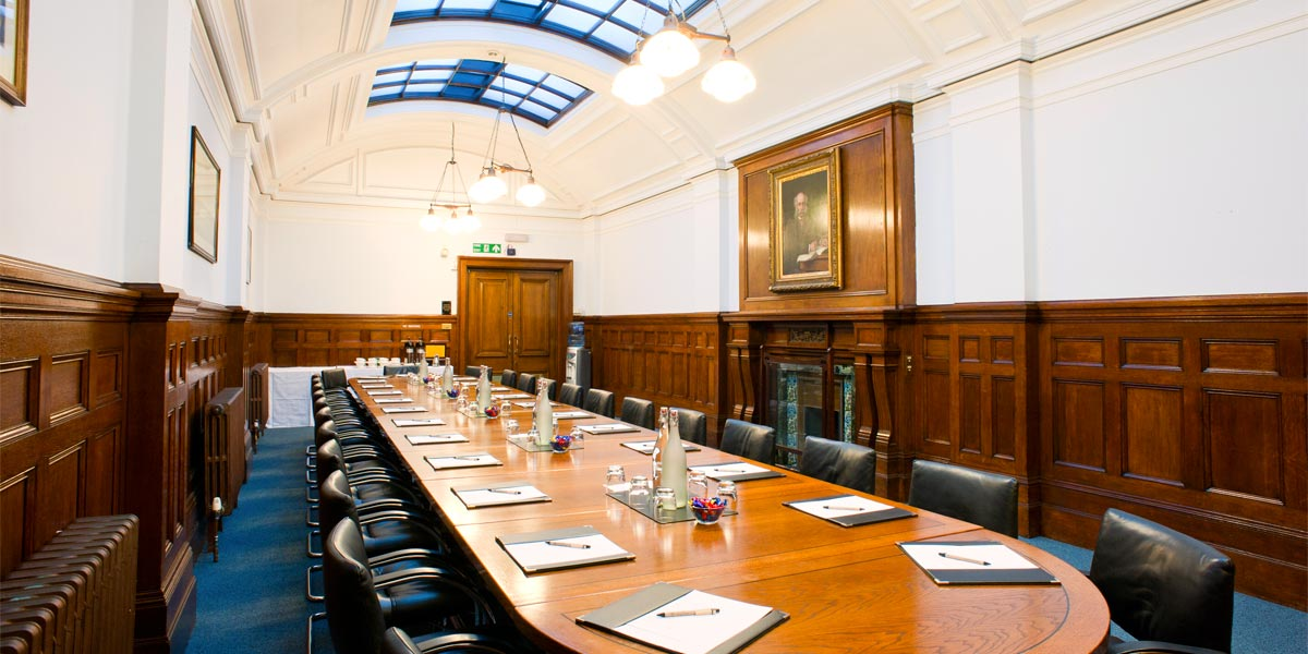 Bazalgette Room, One Great George Street, Prestigious Venues