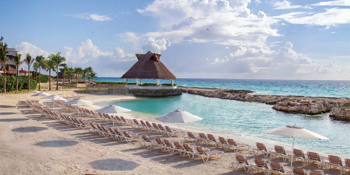 Central Hacienda Beach at Hard Rock Hotel Riviera Maya