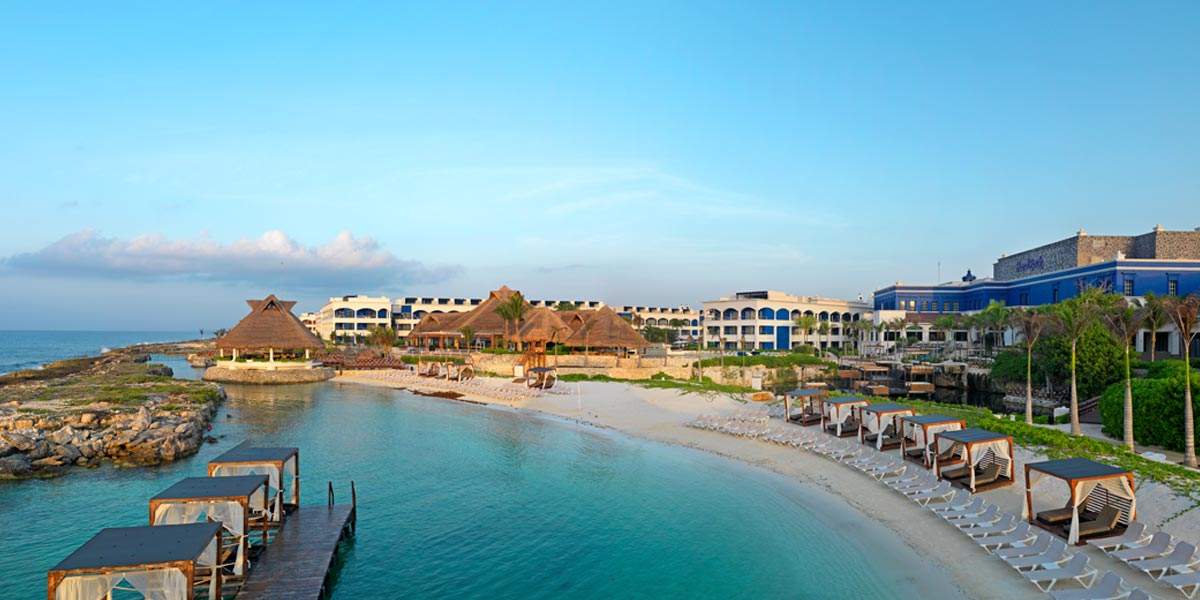 Central Heaven Beach at Hard Rock Hotel Riviera Maya