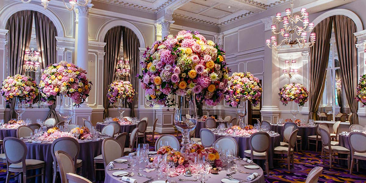 The Ballroom at Corinthia Hotel London
