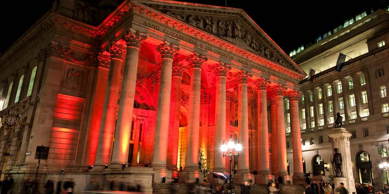 The Royal Exchange