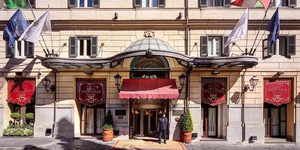 Hotel Splendide Royal, Rome