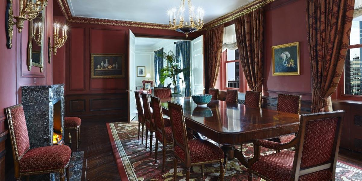 The Waldorf Astoria New York Event Spaces Prestigious Venues