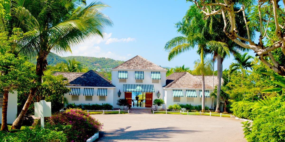 jamaica beach wedding