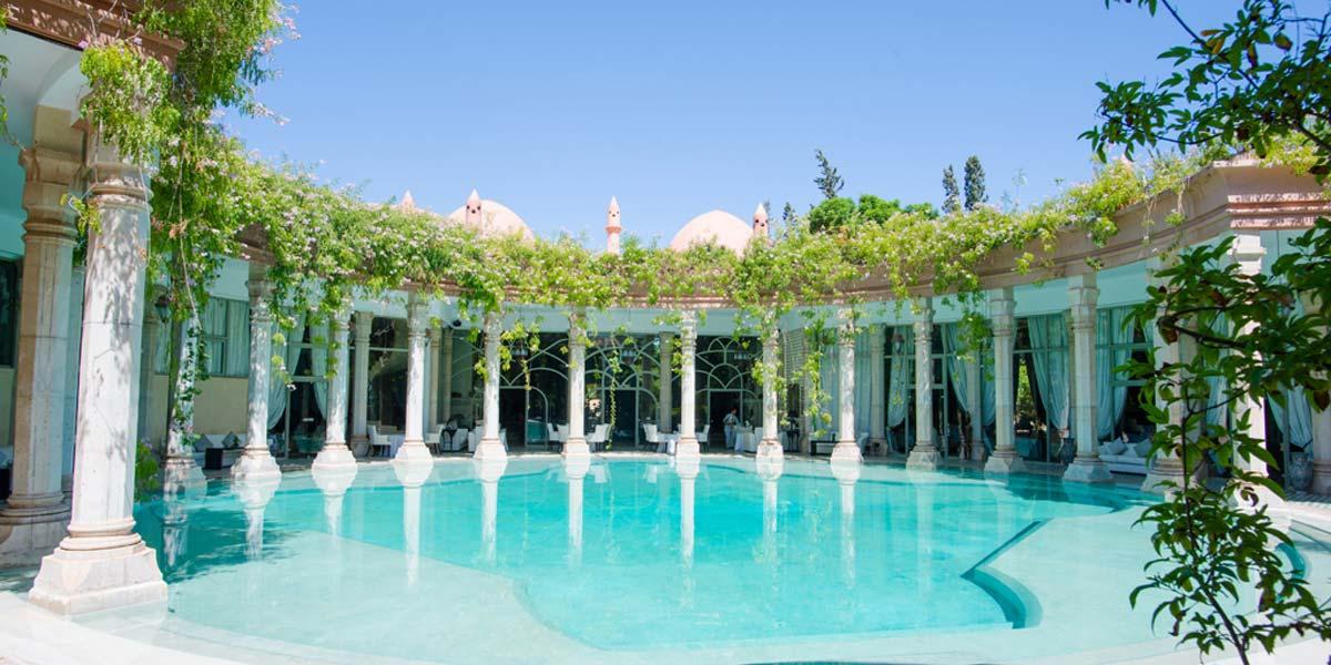 Birthday Party Venue in Marrakech, Palais Rhoul & Spa, Prestigious Venues