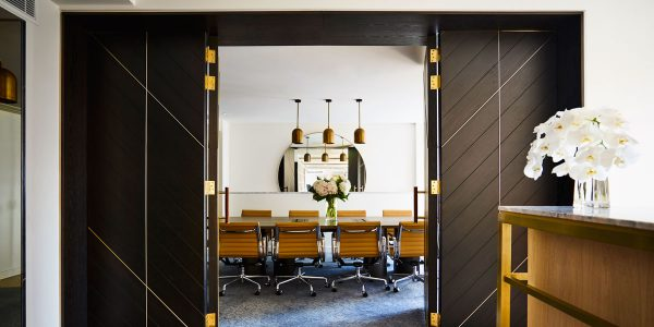 Board Meeting Space, Four Seasons Hotel Sydney, Prestigious Venues
