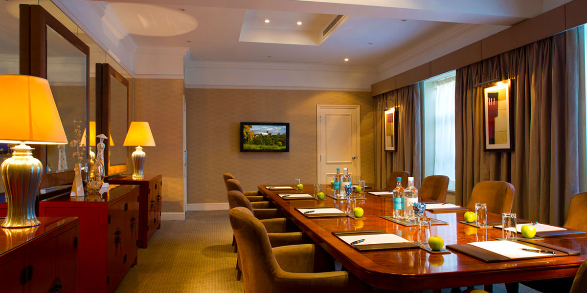 The Boardroom at Sopwell House