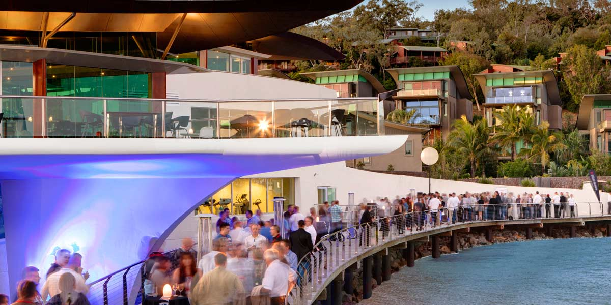 Hamilton Island Yacht Club Event Spaces Prestigious Venues