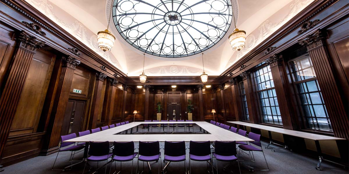 Council Room at 20 Cavendish Square