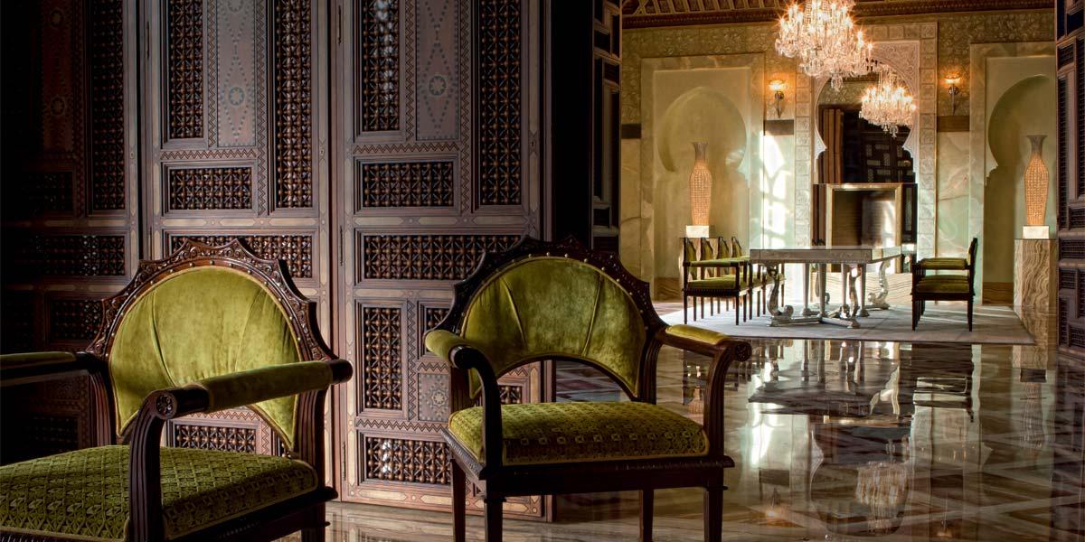 Business Meeting Venue, Royal Mansour, Prestigious Venues