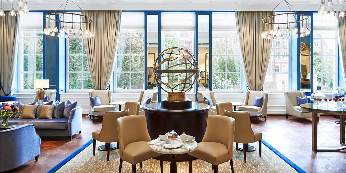 Business Meetings Venue, Waldorf Astoria Amsterdam Hotel, Prestigious Venues