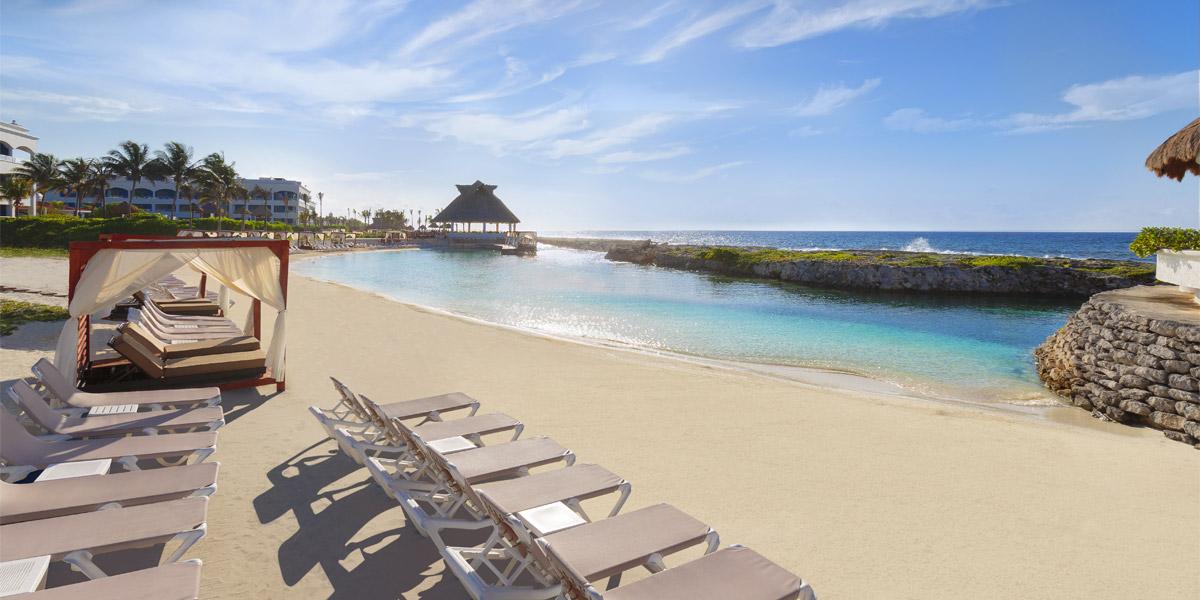 Central Heaven Beach, Hard Rock Hotel Riviera Maya, Prestigious Venues