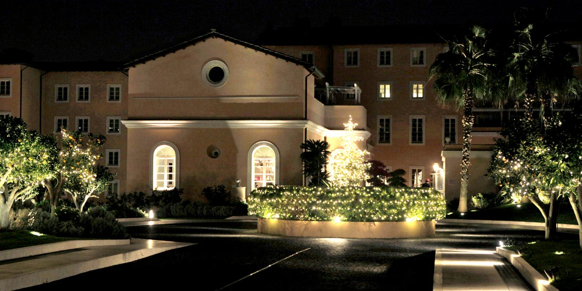 Gran melia rome villa agrippina event spaces prestigious for Gran melia roma