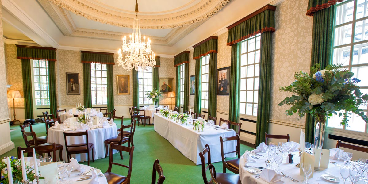 Christmas Party Venue In Kensington, 170 Queen's Gate, Prestigious Venues