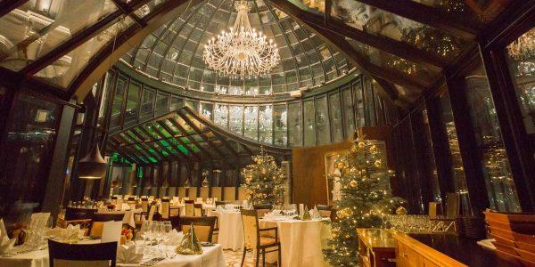 Christmas Party Venue in Vienna, Palais Coburg, Prestigious Venues
