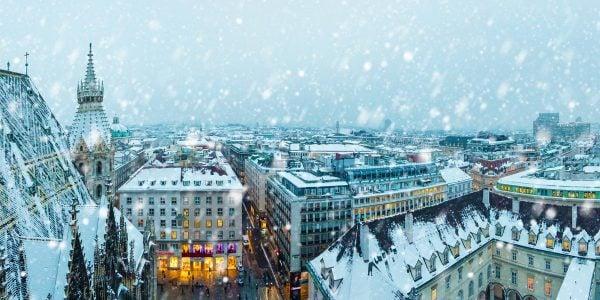 Christmas Party Venue in Vienna, Sans Souci Vienna, Prestigious Venues