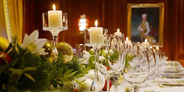 Christmas Setup, Hotel Imperial Vienna, Prestigious Venues
