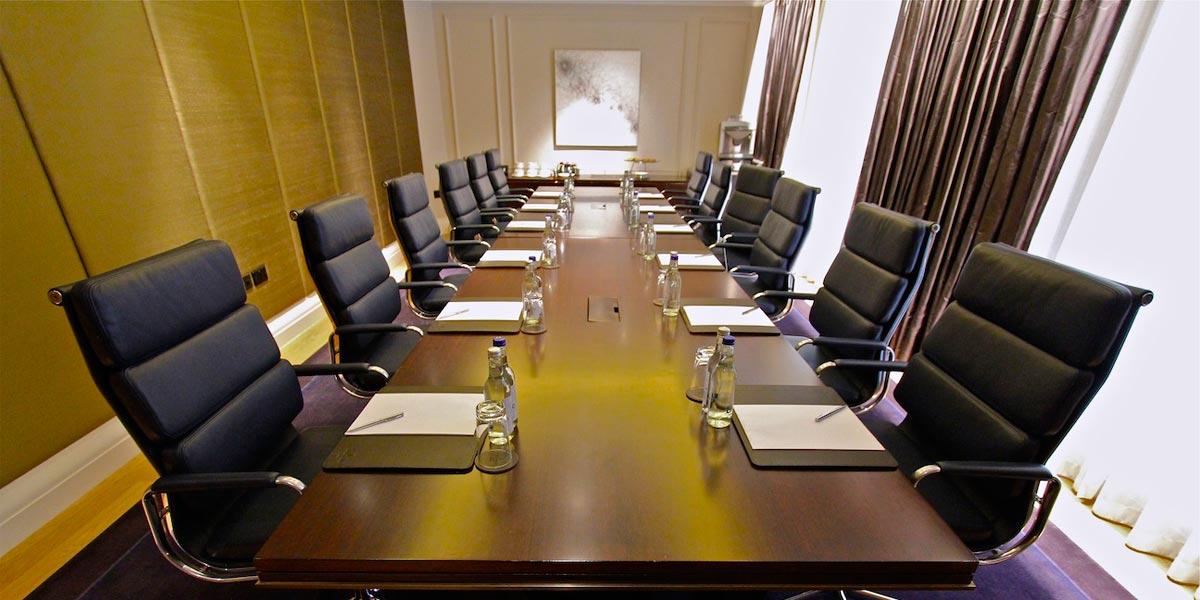 Collingwood Room, Corinthia Hotel London, Prestigious Venues