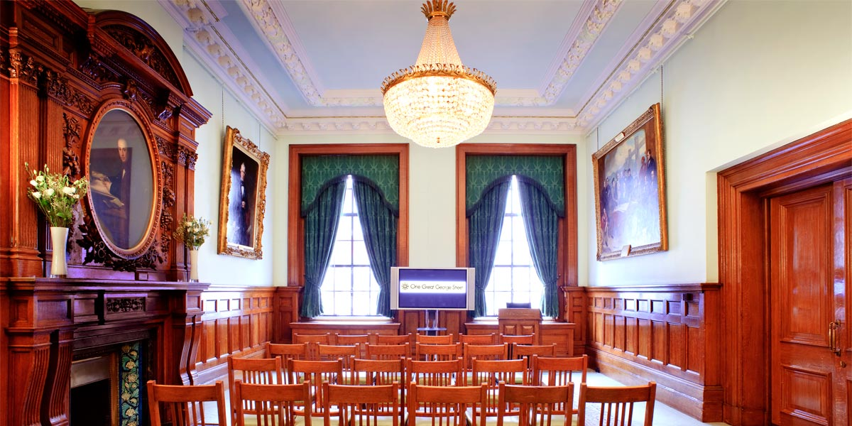 Conference Room, One Great George Street, Prestigious Venues