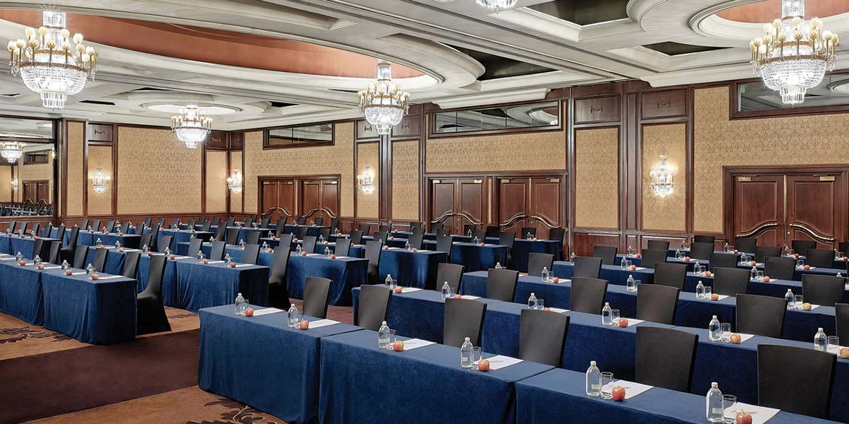 Conference Room, Conference Venues, The Langham Melbourne, Prestigious Venues