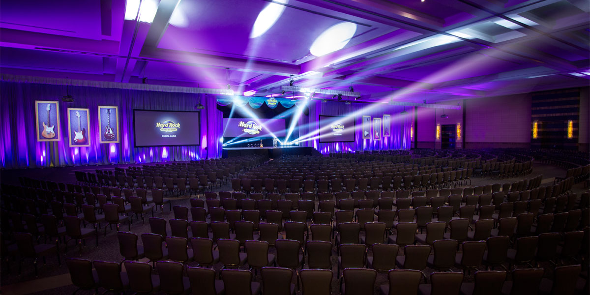 Fillmore Ballroom at Hard Rock Hotel & Casino Punta Cana