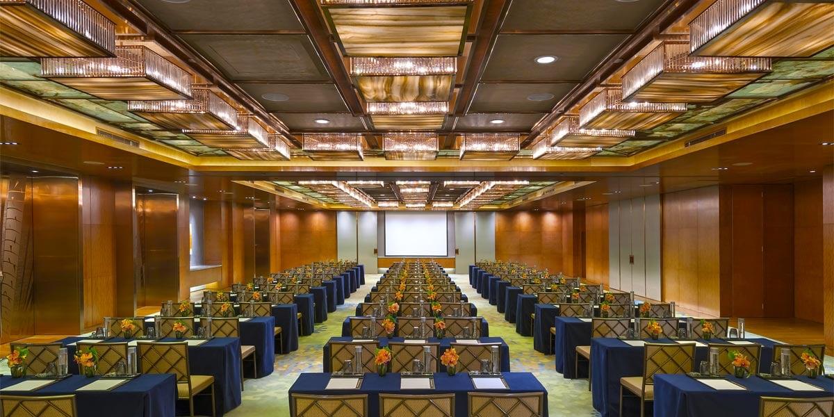 The Oriental Ballroom at Mandarin Oriental Pudong, Shanghai