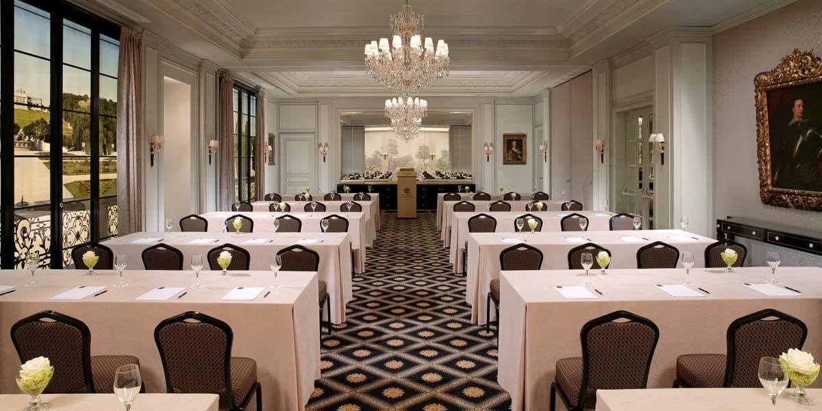 Salon Schönbrunn at Hotel Bristol