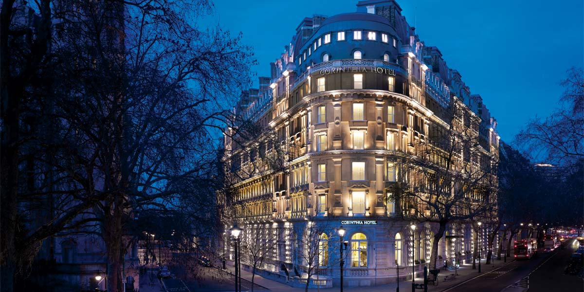 Corinthia Hotel London, Corinthia Hotel London Event Spaces, Prestigious Venues