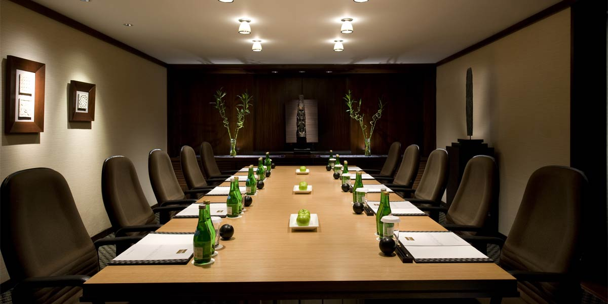 Board Meeting Venues, Corporate Boardroom For Meetings, Meeting Venue, Conrad Bali, Prestigious Venues