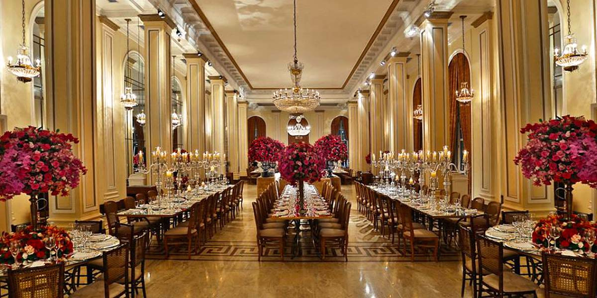 Belmond Copacabana Palace Event Spaces Prestigious Venues
