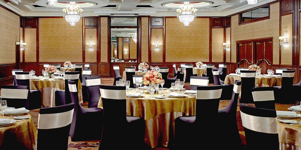 The Clarendon Ballroom at The Langham Melbourne