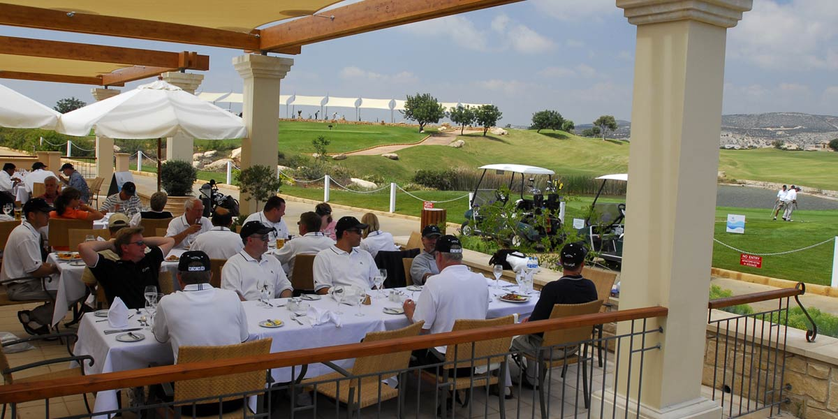 Corporate Golf Days, Aphrodite Hills Resort Cyprus, Prestigious Venues