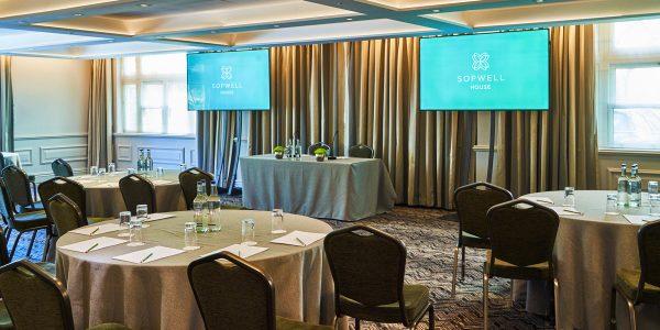 Gala Dinner Venue, Corporate Meeting Venue, Sopwell House, Prestigious Venues