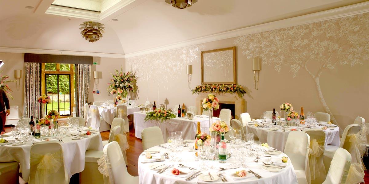 Countryside Wedding Reception Venue, Foxhill Manor, Prestigious Venues