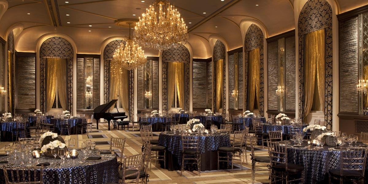 The Waldorf Astoria New York Event Spaces Prestigious Venues