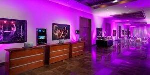 Epic Foyer, Hard Rock Hotel Riviera Maya, Prestigious Venues