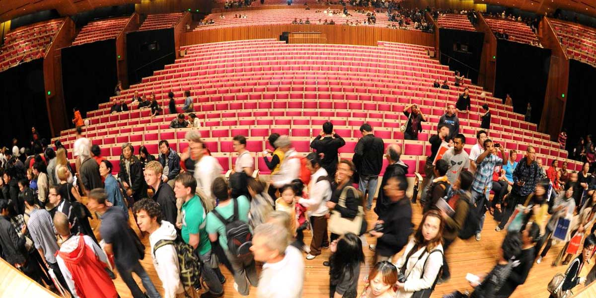 Event Space, Sydney Opera House, Sydney, Prestigious Venues